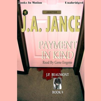 Payment in Kind by J. A. Jance audiobook
