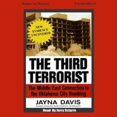 The Third Terrorist by Jayna Davis audiobook