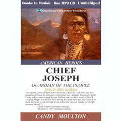 Chief Joseph by Candy Moulton audiobook