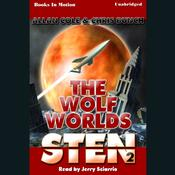 Sten: The Wolf Worlds by  Allan Cole audiobook