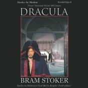Dracula by  Bram Stoker audiobook