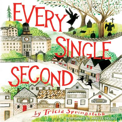 Every Single Second by Tricia Springstubb audiobook