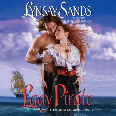 Lady Pirate by Lynsay Sands audiobook