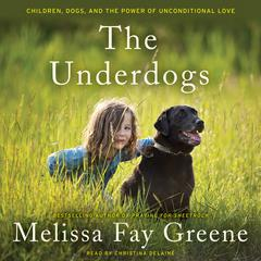 The Underdogs by Melissa Fay Greene audiobook