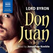 Don Juan by  Lord Byron audiobook