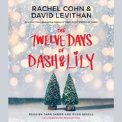 The Twelve Days of Dash & Lily by  David Levithan audiobook