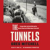 The Tunnels by  Greg Mitchell audiobook
