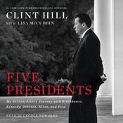 Five Presidents by  Lisa McCubbin audiobook