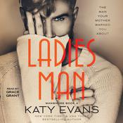 Ladies Man by  Katy Evans audiobook