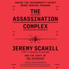 The Assassination Complex by Jeremy Scahill audiobook