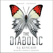 The Diabolic by  S. J. Kincaid audiobook
