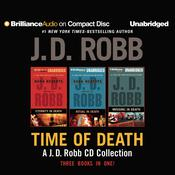 Time of Death: A J. D. Robb Collection by  J. D. Robb audiobook