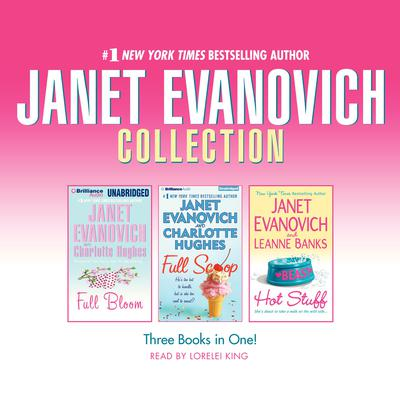 Janet Evanovich Collection by Janet Evanovich audiobook