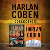 Harlan Coben Collection: Just One Look & Live Wire by  Harlan Coben audiobook