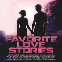 Favorite Love Stories by Francis A. Durivage audiobook