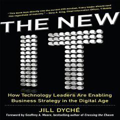 The New IT by Jill Dyché audiobook