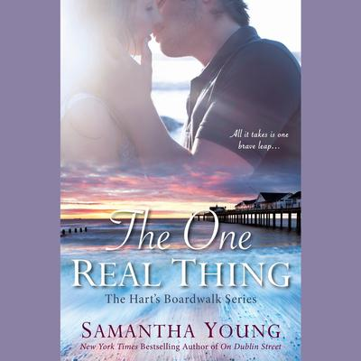 The One Real Thing by Samantha Young audiobook