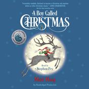 A Boy Called Christmas by  Matt Haig audiobook
