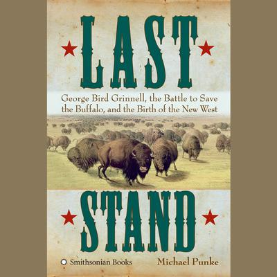 Last Stand by Michael Punke audiobook
