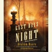 The Last Days of Night by  Graham Moore audiobook