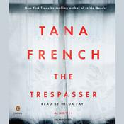 The Trespasser by  Tana French audiobook