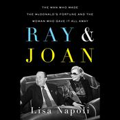 Ray & Joan by  Lisa Napoli audiobook