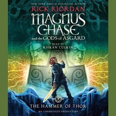 The Hammer of Thor by Rick Riordan audiobook