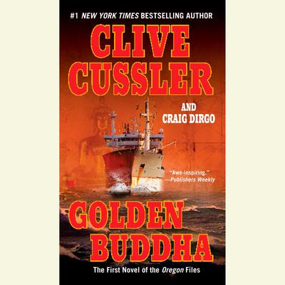 Golden Buddha by Clive Cussler audiobook