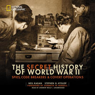 The Secret History of World War II by Neil Kagan audiobook