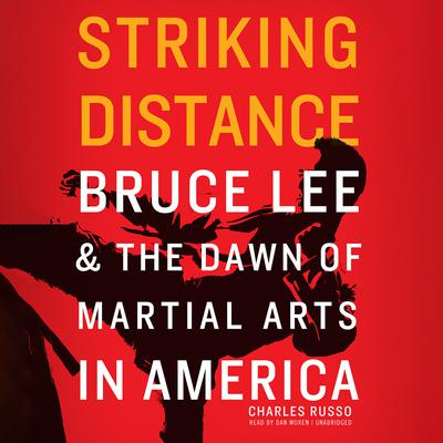 Striking Distance by Charles Russo audiobook