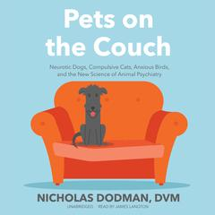 Pets on the Couch by Nicholas Dodman audiobook