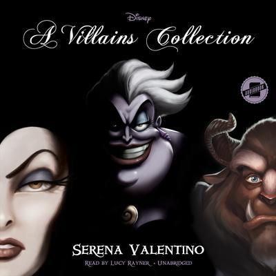 A Villains Collection by Serena Valentino audiobook