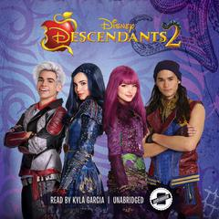 Descendants 2 by Eric Geron audiobook