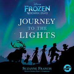 Frozen Northern Lights by Suzanne Francis audiobook