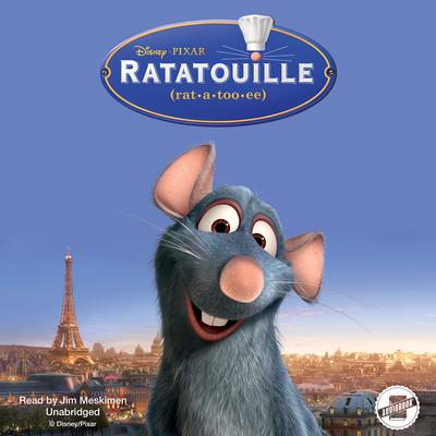 Ratatouille by Disney Press audiobook
