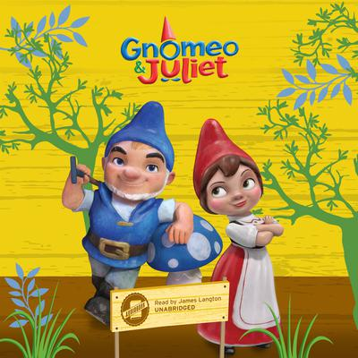 Gnomeo & Juliet by Molly McGuire Woods audiobook