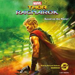 Marvel's Thor: Ragnarok by Jim McCann