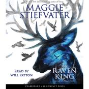 The Raven King by  Maggie Stiefvater audiobook