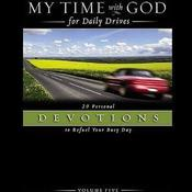 My Time With God For Daily Drives: Vol. 5 by  Fred Rogers audiobook