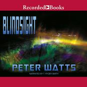 Blindsight by  Peter Watts audiobook