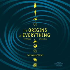 The Origins of Everything in 100 Pages (More or Less) by David Bercovici audiobook