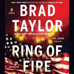 Ring of Fire by Brad Taylor audiobook
