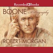Boone by  Robert Morgan audiobook