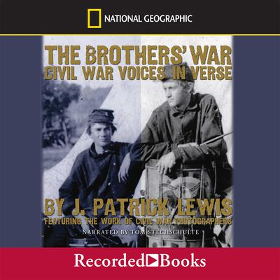 The Brothers' War by J. Patrick Lewis audiobook