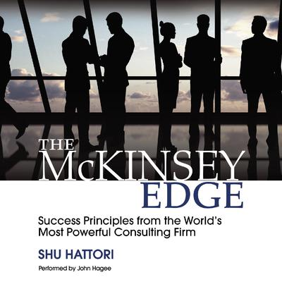 The McKinsey Edge by Shu Hattori audiobook