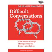 Difficult Conversations by  Harvard Business Review audiobook