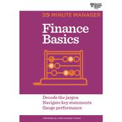 Finance Basics by  Harvard Business Review audiobook