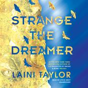 Strange the Dreamer by  Laini Taylor audiobook