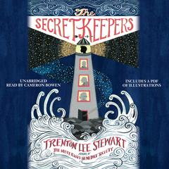 The Secret Keepers by Trenton Lee Stewart audiobook