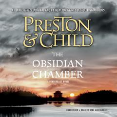 The Obsidian Chamber by Douglas Preston audiobook